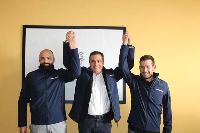 La Porto Cervo Racing porta i colori della Sardegna al Panda Raid.