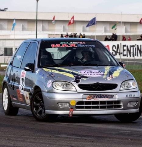 Max Racing: il 2021 finalmente al via sulle strade di Porto Badisco
