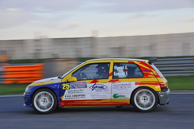 "JOLLY RACING TEAM IN EVIDENZA ALL'ADRIA RALLY SHOW:DEBUTTO ""CON LODE"" PER I SUOI  PORTACOLORI"