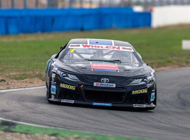 Alex Caffi Motorsports vincente a Hockenheim