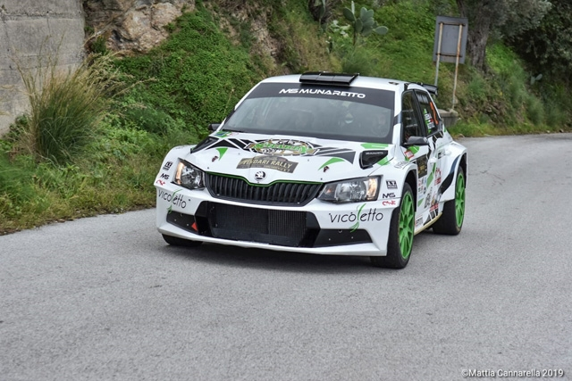 Al Tindari Rally 106 equipaggi sono pronti al Via