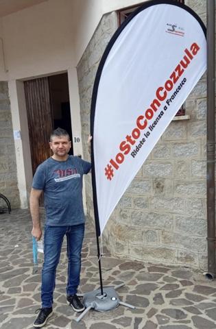 FRANCESCO COZZULA IPOVEDENTE DIRITTO ALLO SPORT NEGATO