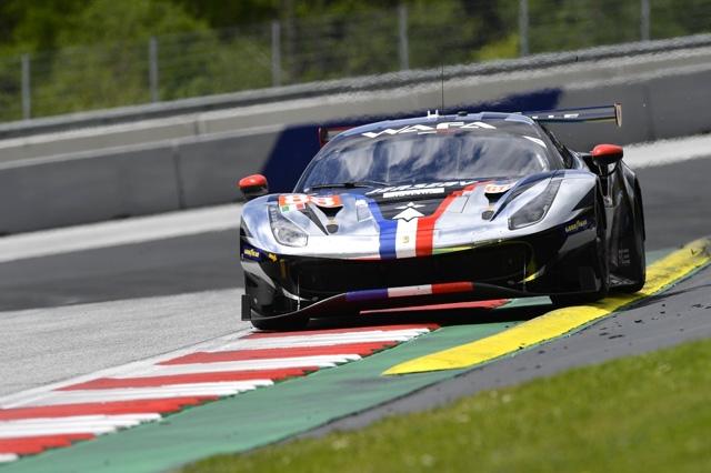 Rovera vince ancora su Ferrari alla 4 Ore del Red Bull Ring