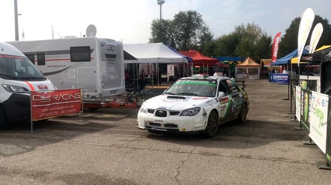 Rally Due Valli positivo per la scuderia B&B Technology