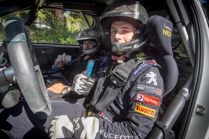 PROJECT TEAM SUGLI SCUDI AL RALLY TUSCAN REWIND