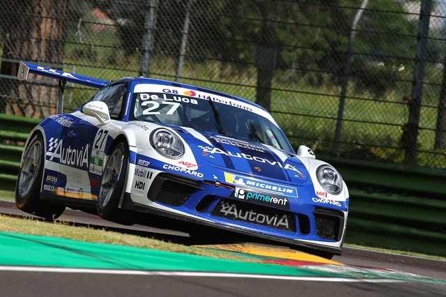 AB Racing cerca conferme al Mugello nella Carrera Cup Italia