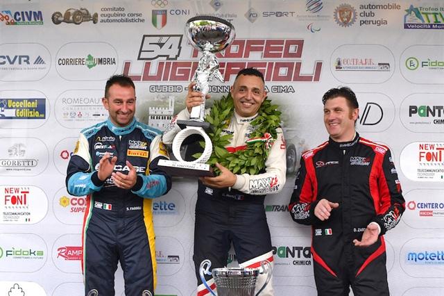 Il 55° Trofeo Luigi Fagioli romba a Gubbio il 21-23 agosto 2020