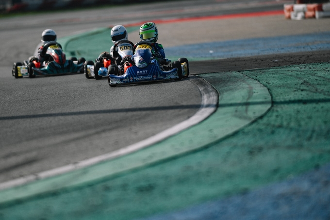 WSK EURO SERIES ROUD 1: TEAM DRIVER PRONTO PER IL FULL ATTACK.