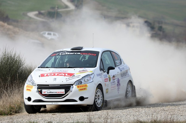 RACING TEAM IN EVIDENZA AL RALLY VAL D'ORCIA