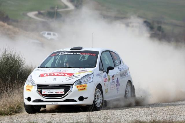 RACING TEAM IN EVIDENZA AL RALLY VAL D'ORCIA