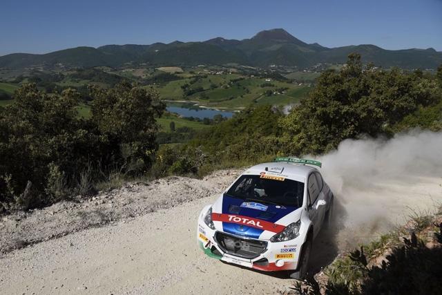 Entusiasmanti sfide tricolori al 25° Rally Adriatico