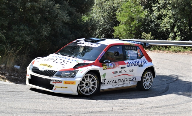 Franco Laganà ricomincia dal Rally di Pico