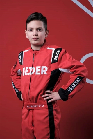 GABRIEL è campione regionale Triveneto Karting 2020
