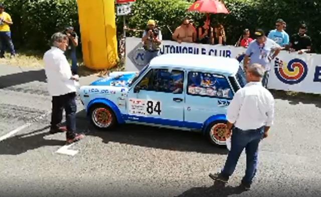Ottima prestazione per Massimo Sansone alla 23^Lago Montefiascone