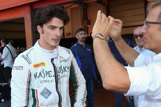Rovera riprende a Vallelunga l'Italiano GT Endurance su Mercedes