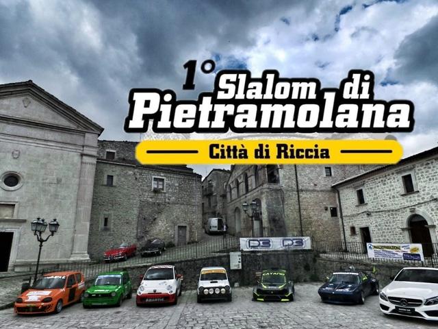 Grandissimo successo per il 1° Slalom di Pietramolana Città di Riccia.