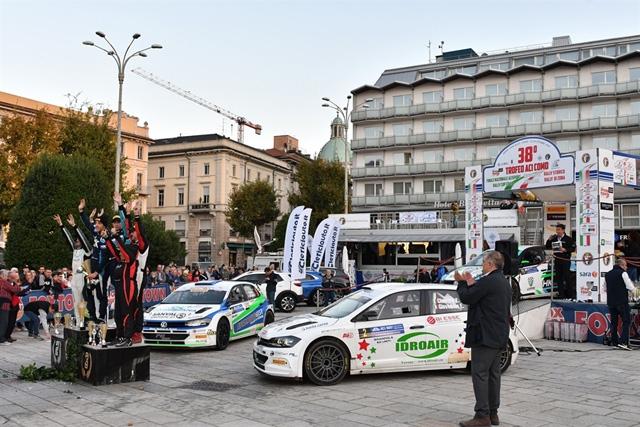 ACI Sport conferma il ricco montepremi di oltre 250.000 euro per la Coppa Rally di Zona e Finale Nazionale  ACI Sport Rally Cup Italia 2020