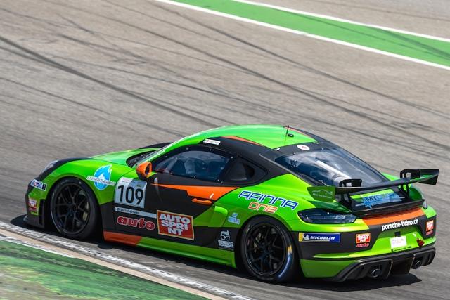 Fenici ci riprova a Le Castellet nella Porsche Sports Cup Suisse
