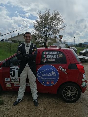 De Santis, buona la prima allo Slalom dei Due Comuni