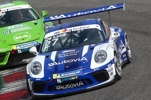 AB Racing pronta per la terza di Carrera Cup Italia a Imola