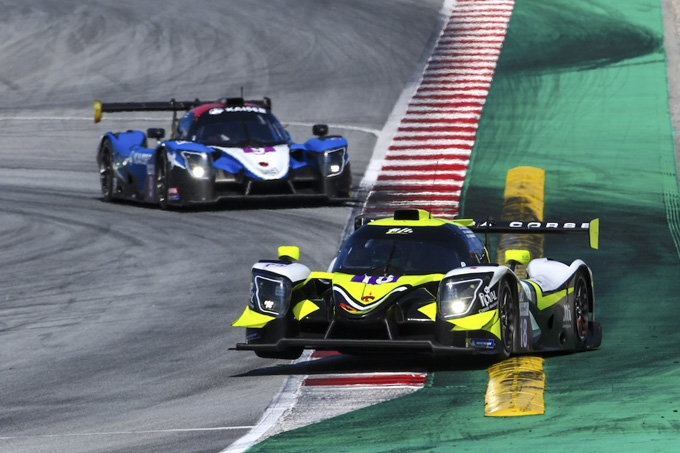 1AIM Villorba Corse ci riprova alla 4 Ore del Red Bull Ring