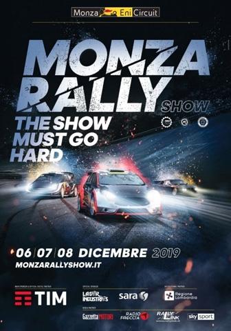 Monza Rally Show, i percorsi delle Prove Speciali