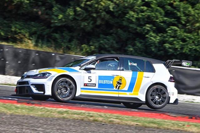 Elite Motorsport a Imola con le Golf del Tricolore TCR DSG Endurance