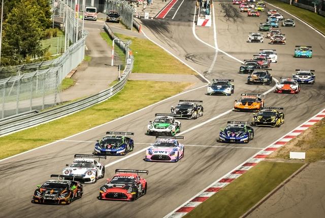 Fanatec GT World Challenge Europe: dominio Lamborghini al Nürburgring, Weerts e Vanthoor conquistano il titolo assoluto della serie