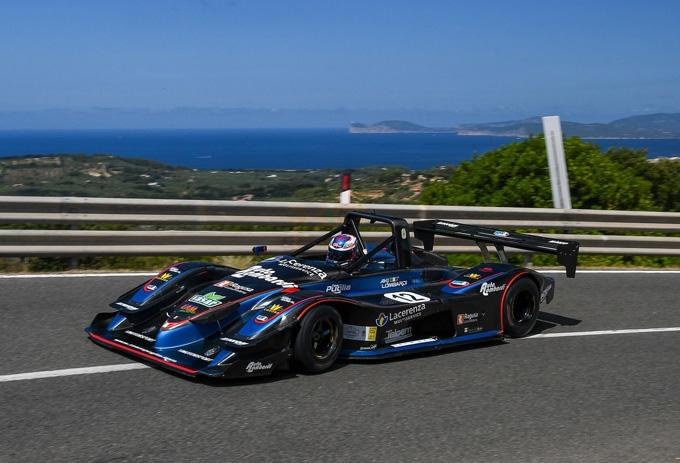 Sardegna amara per Lombardi, secondo in gara1 e poi ritirato in gara 2  sempre al comando in campionato