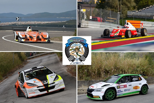 La Sicilia del Motorsport alla ribalta