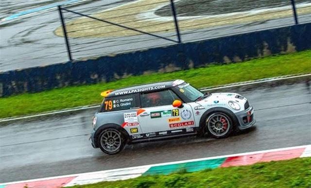 Weekend segnato dalla pioggia per la Squadra Corse Angelo Caffi, ma non senza soddisfazioni