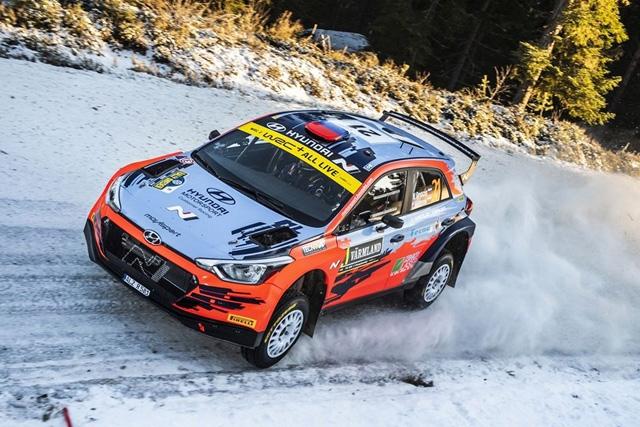 Movisport e Gryazin sul podio iridato WRC-2