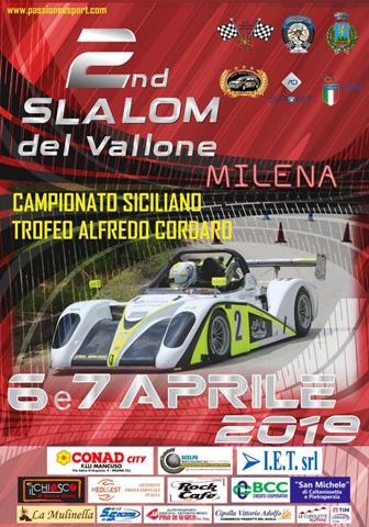 Iscrizioni in chiusura al 2° Slalom del Vallone a Milena