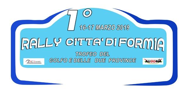 Iscrizione aperte al Rally di Formia