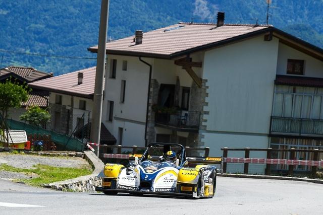 Faggioli su Norma con doppio record al  50° Trofeo Vallecamonica
