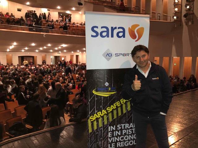 Sara Safe Factor ha aperto il 2019 a Gorizia con 700 studenti