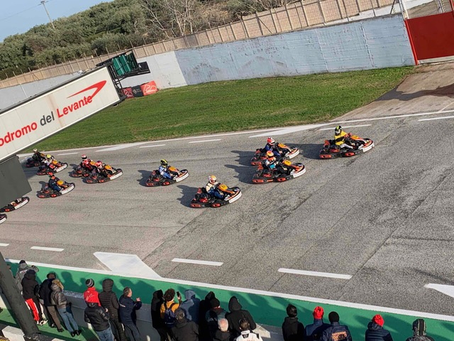 F.1 e Moto GP alla Levante Race of Champions