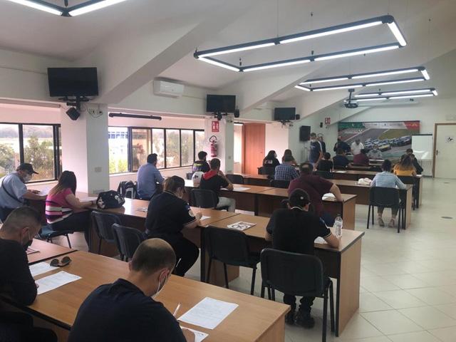 In Sicilia proseguono gli esami per Ufficiale di Gara