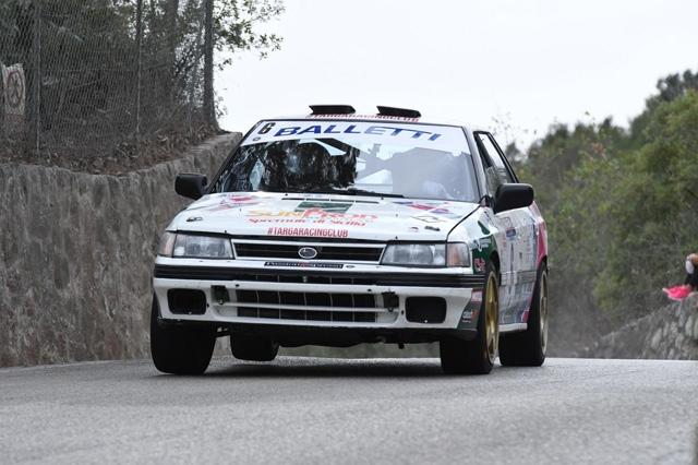 Riolo-Floris grandi protagonisti al XXXII Rallye Elba Storico