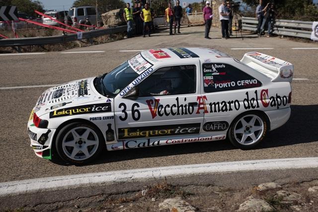 """""""Cronoscalata Scala Piccada"""" positiva per la Porto Cervo Racing."""