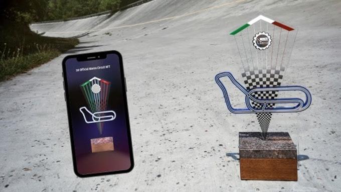 L'Autodromo Nazionale Monza lancia il suo primo NFT e inaugura un marketplace di token per i tifosi