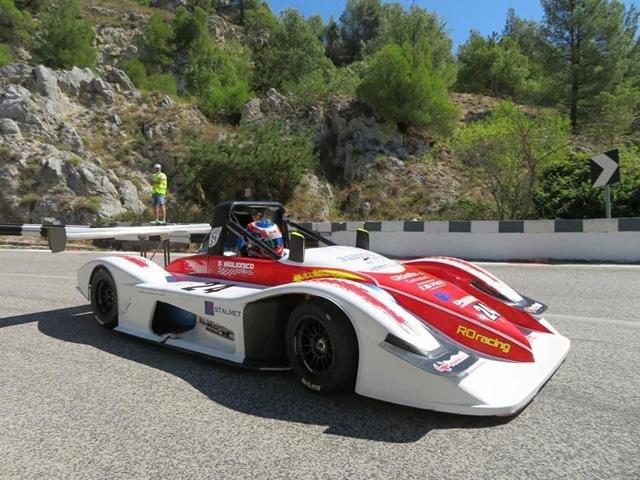Due i rappresentanti della scuderia RO racing nelle gare in programma al Circuito di Napoli.