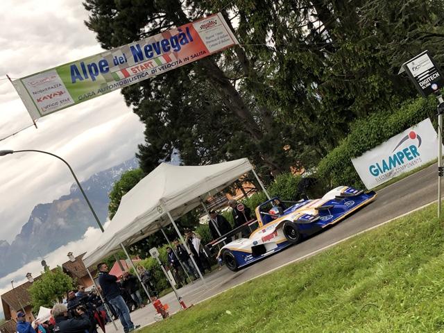 La 46^ Alpe del Nevegal apre il CIVM 2020