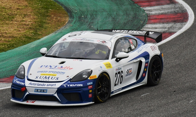 WEEKEND BAGNATO PER LA PINTARALLY MOTORSPORT