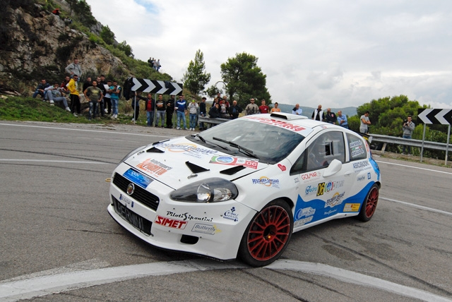 Un ritorno importante all'Adria Rally Show
