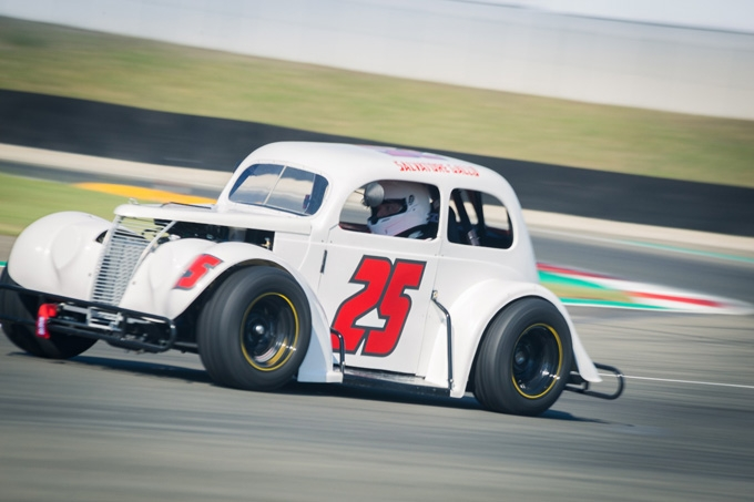 Trofeo Legend Cars. Una nuova categoria a The Ice Challenge 2021