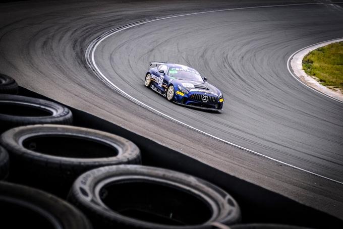 Trivellato Racing congeda Vullo nel GT4 Europeo