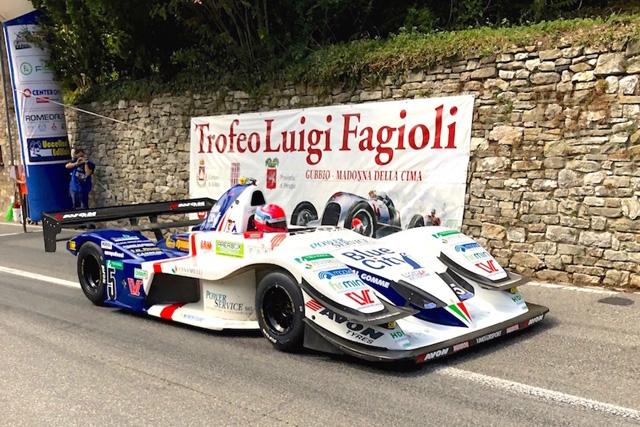 Il Trofeo Luigi Fagioli scende in pista con la sicurezza di Umbra Control