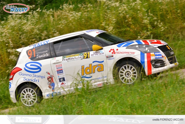 BALDON RALLY PUNTA ALLA CAPITALE CON SCALZOTTO
