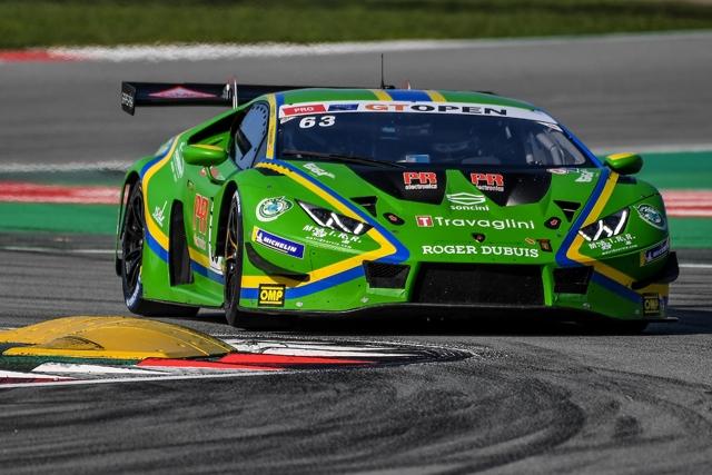 International GT Open a Barcelona: Beretta-Schandorff Campioni 2021 (Lamborghini VSR Team)